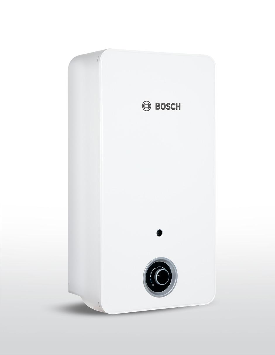 140c9dc412 Calentador de paso para gas LP Bosch 7 L blanco Balanz Precio ...